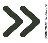 arrow icon illustration... | Shutterstock .eps vector #520062070