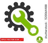 service tools eps vector... | Shutterstock .eps vector #520064488