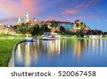 krakow  poland | Shutterstock . vector #520067458