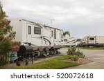 Recreational Vehicles At A...