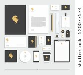 corporate identity  stationery...