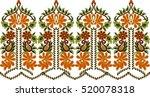 hungarian folk art | Shutterstock .eps vector #520078318