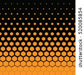 Yellow Honeycomb And Black...