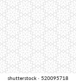 linear seamless pattern.... | Shutterstock .eps vector #520095718