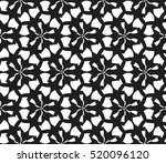 abstract geometric seamless... | Shutterstock .eps vector #520096120