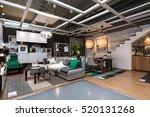 bologna  italy   circa november ... | Shutterstock . vector #520131268