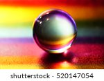 Marble Crystal Clear Ball ...