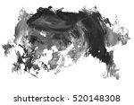 abstract ink background. marble ... | Shutterstock . vector #520148308