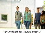 education  high school ...   Shutterstock . vector #520159840