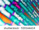 www software development.... | Shutterstock . vector #520166614