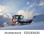 Snowcat Rides To Work In The...