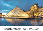 paris  france   november 21 ... | Shutterstock . vector #520193869