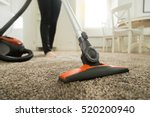 close up of the vacuum cleaner  ... | Shutterstock . vector #520200940