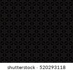 damask floral seamless pattern... | Shutterstock .eps vector #520293118
