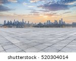 cityscape and skyline of...   Shutterstock . vector #520304014