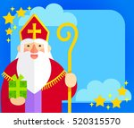flat illustration of... | Shutterstock . vector #520315570