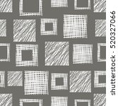 seamless vector  geometrical... | Shutterstock .eps vector #520327066