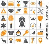 award icon | Shutterstock .eps vector #520469434