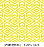 the geometric pattern with... | Shutterstock .eps vector #520474876
