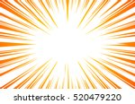 sun rays or explosion boom for... | Shutterstock .eps vector #520479220