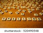Spelling Letters