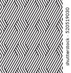 vector seamless pattern. modern ... | Shutterstock .eps vector #520519030
