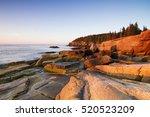 Marine Landscape In Acadia ...