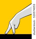 Walk Fingers Gesture