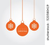 Merry Christmas Orange Balls...