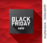 Vector Black Friday Sales Tag...