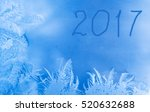 Beautiful New Year Winter...