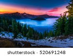 Crater Lake National Park...