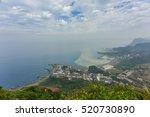 Panoramic View Of Yin Yang Sea...