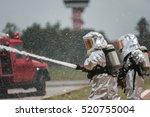 fire departments   emergency...   Shutterstock . vector #520755004