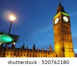 British Parliament Building An...