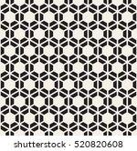vector seamless pattern. modern ... | Shutterstock .eps vector #520820608