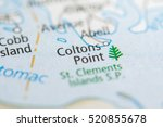 coltons point. maryland. usa | Shutterstock . vector #520855678