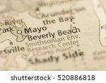beverly beach. maryland. usa   Shutterstock . vector #520886818