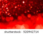 Red And Silver Sparkling Light...