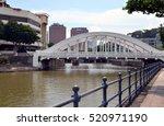 singapore  singapore   august 4 ... | Shutterstock . vector #520971190