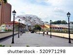 singapore  singapore   august 4 ... | Shutterstock . vector #520971298
