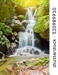 San Ngorn Waterfall  The...