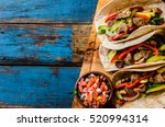 Mexican Pork Tacos With...