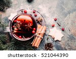 Mulled Wine With Cowberry ...