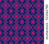 abstract geometric seamless... | Shutterstock . vector #521062780