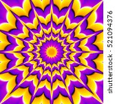 yellow and purple background... | Shutterstock . vector #521094376