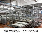 factory production  process ... | Shutterstock . vector #521099563