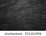 wood black background texture...   Shutterstock . vector #521101996