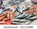 Colorful Choice Of Fish At A...