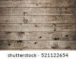 natural wooden background with... | Shutterstock . vector #521122654